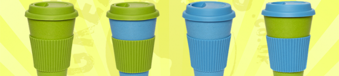 introducing coffee cups