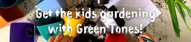 GET THE KIDS GARDENING 2