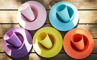 Dinner Sets All Colours
