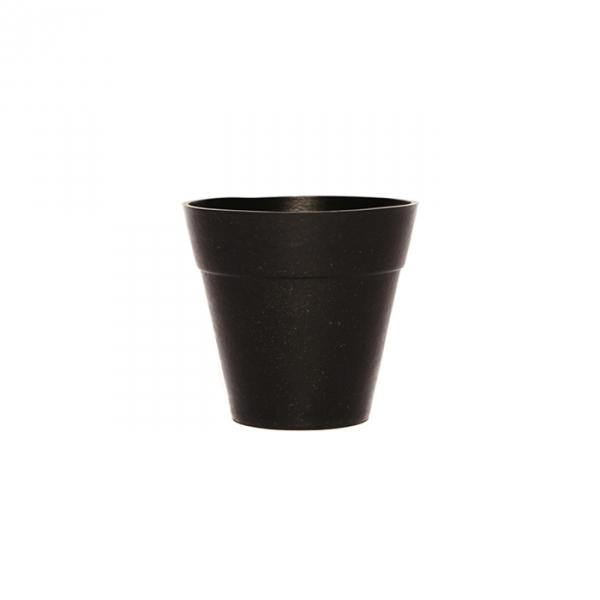 Mini Classic Plant Pot Black Shop Green Tones