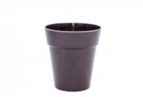 Small Classic Plant Pot - Black