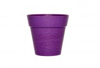 Small Classic Plant Pot - Purple