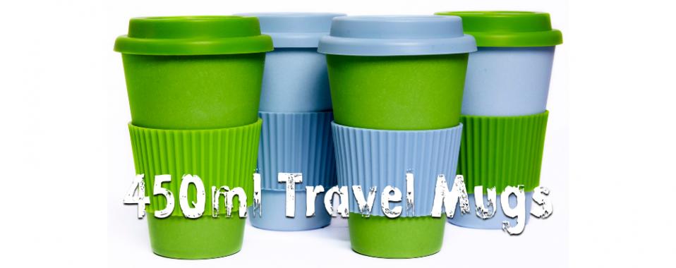 450ml Travel Mugs
