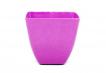 Small Square Planter - Pink