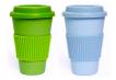 Set of 2 - Light Blue and Light Green