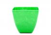 Small Square Planter - Green