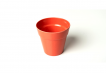 Small Classic Planter - Bright Orange