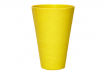 Round Cup - Yellow