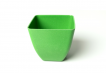 Small Square Planter - Green