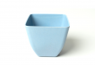 Small Square Planter - Light Blue