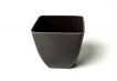Small Square Planter - Black