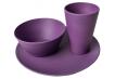 Individual Dining Set - Purple