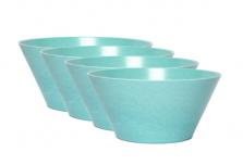 Bowl x 4 - Light Blue