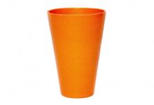 Round Cup - Orange
