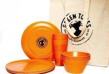 Family Set - Orange