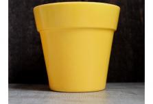 Small Classic Planter - Yellow