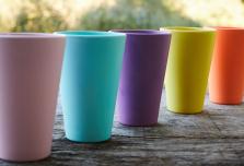 Round Cup - Rainbow Set