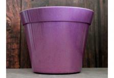 Classic Plant Pot - Purple