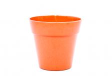 Small Classic Planter - Bright Orange