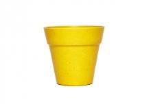 Mini Classic Plant Pot - Yellow