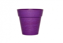 Small Classic Plant Pot - Purple
