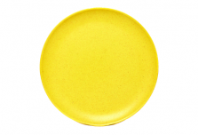 Large Plate - Yellow