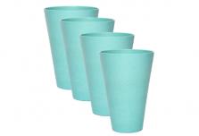 Round Cup x 4 - Light Blue