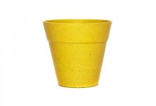 Small Classic Plant Pot - Yellow