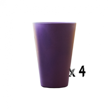 Round Cup - Purple Image