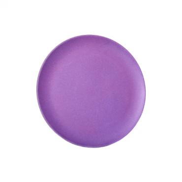 Large Plate - Purple Image