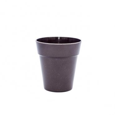 Small Classic Plant Pot - Black Image