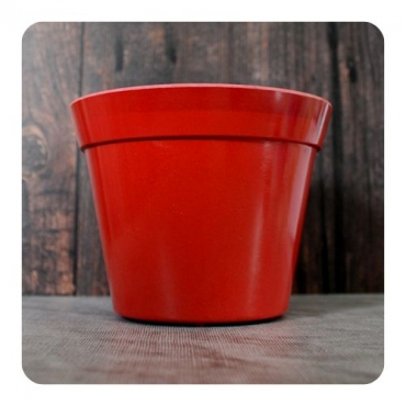 Classic Plant Pot - Red Image