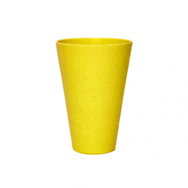Round Cup - Yellow Image