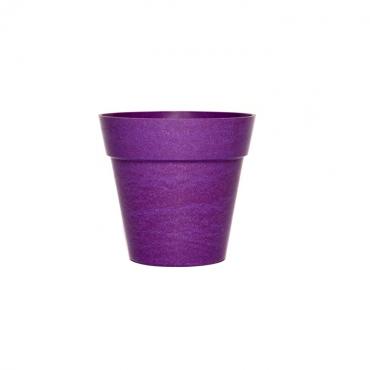 Small Classic Plant Pot - Purple Image