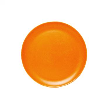 Large Plate - Orange Image