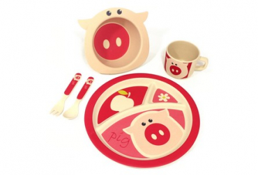 Kids Set - Pig Image