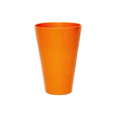 Round Cup - Orange Image