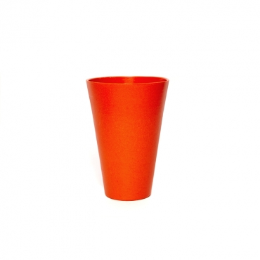 Round Cup - Red Image