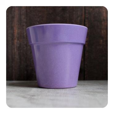 Small Classic Planter - Purple Image