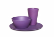 Dining Set for Four - Purple Image