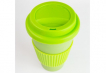 Green Cup with Light Green Silicone Image