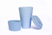 Set of 2 Sky Blue Coffee Cup Image