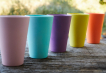 Round Cup - Rainbow Set Image